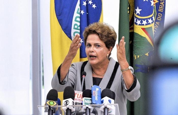 Dilma Rousseff / Fotografía: Senado Federal en Flickr / Usada bajo licencia Creative Commons