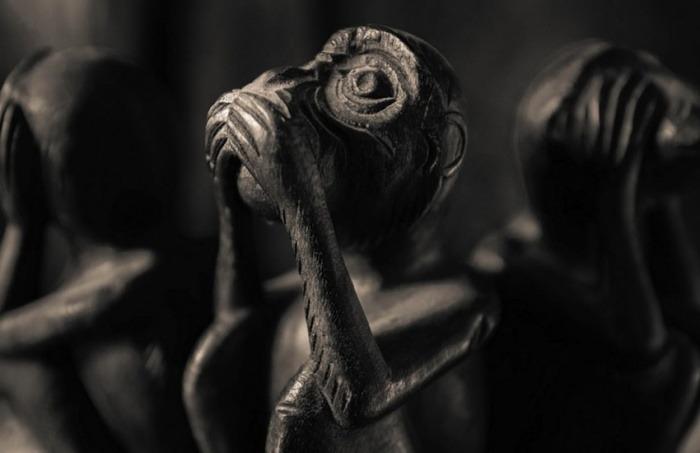 """""""Freedom of Speech"""" / Fotografía: Antoni en Flickr / Usada bajo licencia Creative Commons"""