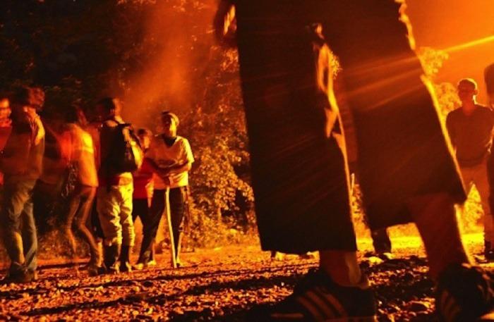Campesinos del Catatumbo / Foto: @ignotopetit en Instagram