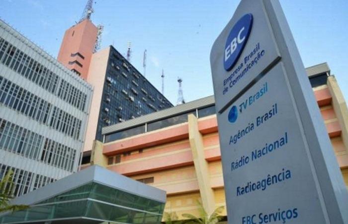 Las instalaciones centrales de la EBC en Brasilia / Fotografía: redebrasilatual.com.br