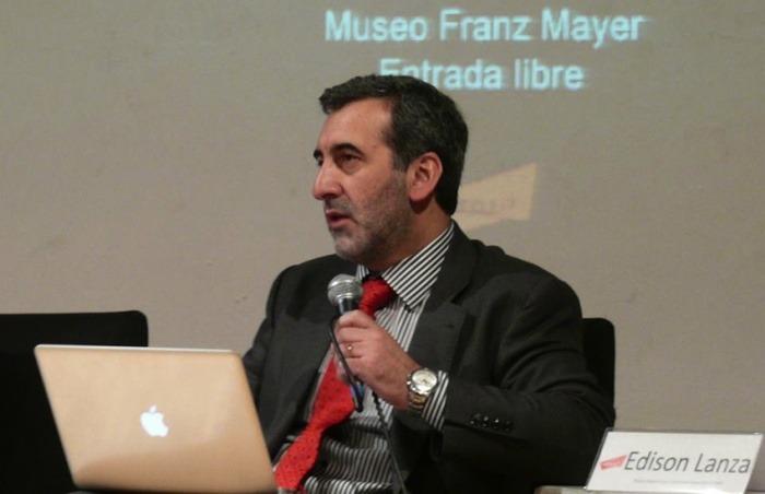 Edison Lanza, relator de libertad de expresión de la CIDH / Fotografía: Sergio Haro
