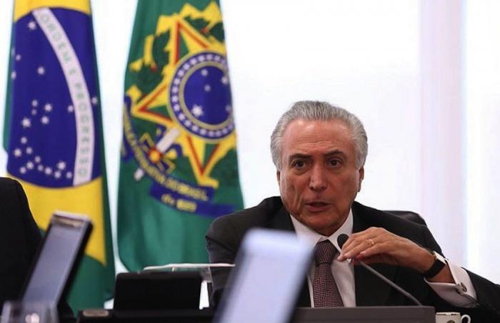 Michel Temer, presidente de Brasil tras la destitución de Dilma Roussef / Fotografía: Michel Temer en Flickr / Usada bajo licencia Creative Commons