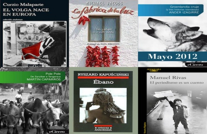 12 libros de viaje recomendados por los ganadores de la Beca Michael Jacobs