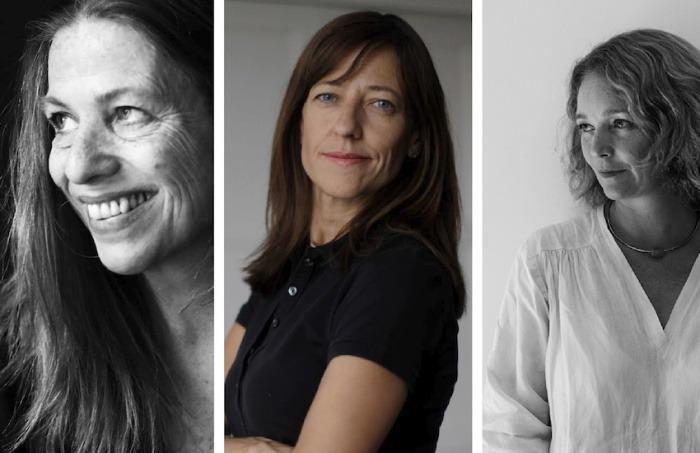 Claudia Daut, Adriana Zehbrauskas y Silvia Omedes integraron el jurado de la Beca Oxfam FNPI 2018.
