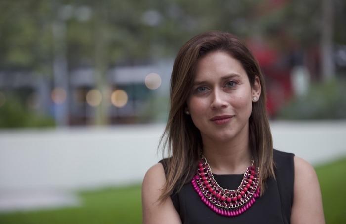 Alejandra Cruz, nueva directora del Taller de Periodismo. Foto: Emmanuel Upegui / FNPI.