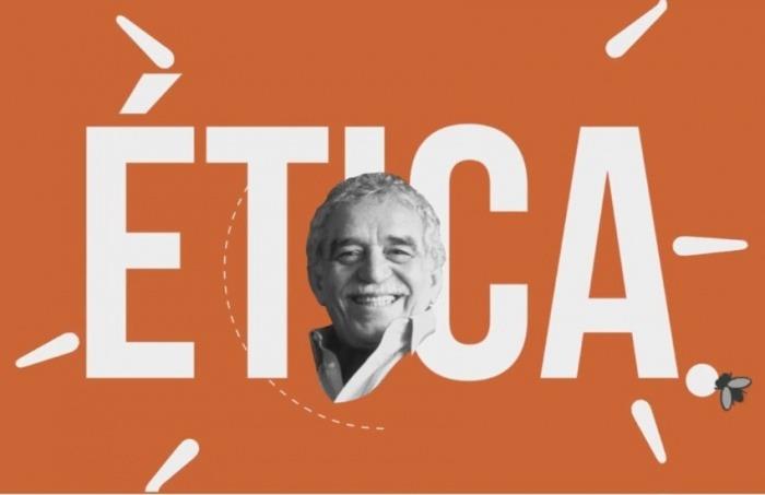 """""""La ética debe ser al periodista tan inseparable, como el zumbido al moscardón"""", dijo Gabriel García Márquez."""