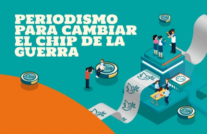 Portada de la guía de Consejo de Redacción. Diseño: Rubén Muñoz Anacona y Germán Salamanca Viveros.