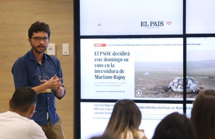 Francisco Doménech. Foto: Cortesía Universidad del Norte.