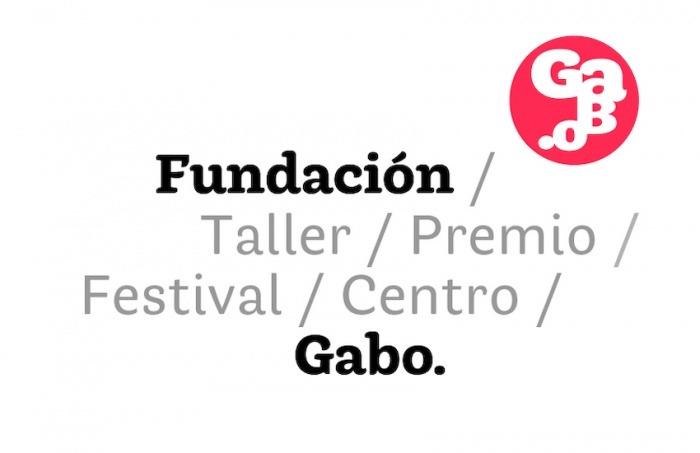 Sistema de marca de la Fundación Gabo.
