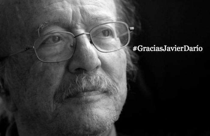 Javier Darío Restrepo. Fotografía: Fundación Gabo.