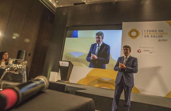Carlos Francisco Fernández. Foto: Max Cabello / Fundación Gabo.