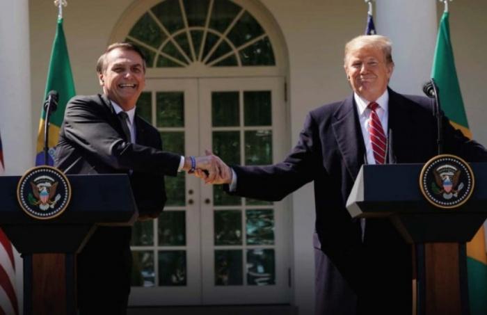 Donald Trump y Jair Bolsonaro ordenaron a entidades gubernamentales dejar de pagar suscripciones a diarios críticos hacia ellos. Fotografía: SIP.