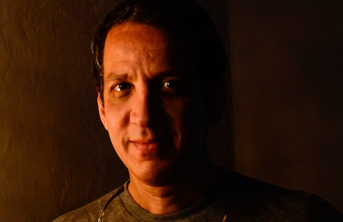 Peter Kuper. Hay Festival Cartagena. Álvaro Delgado/Archivo FNPI