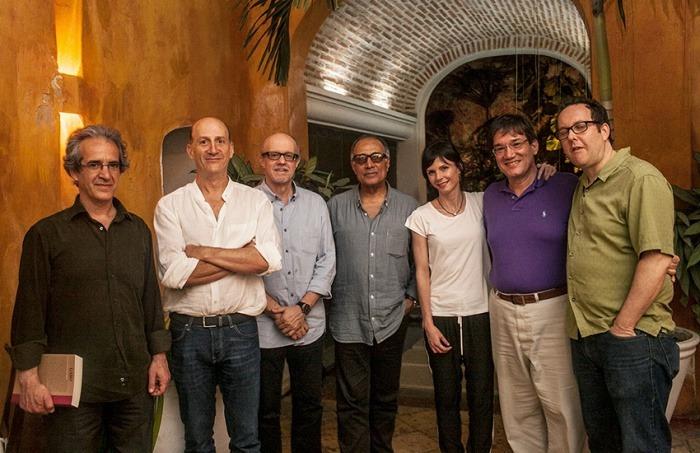 Maestros de la Beca Gabo 2014