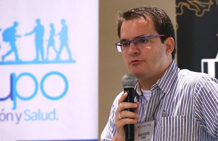Dr. Jorge Acosta Reyes, profesor de la Universidad del Norte. Foto: Cortesía Uninorte.