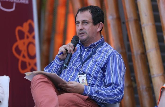 Dr. Julián Fernández Niño, profesor de la Universidad del Norte. Foto: Cortesía Uninorte.
