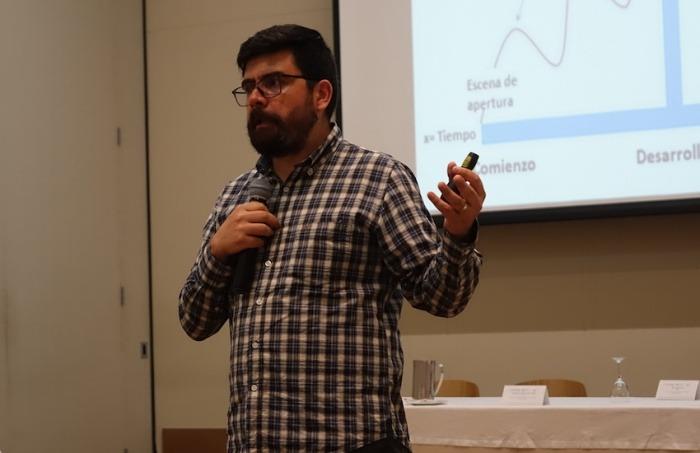 Aldemar Moreno, editor jefe de Revista Dinero. Foto: Archivo Fundación Gabo.