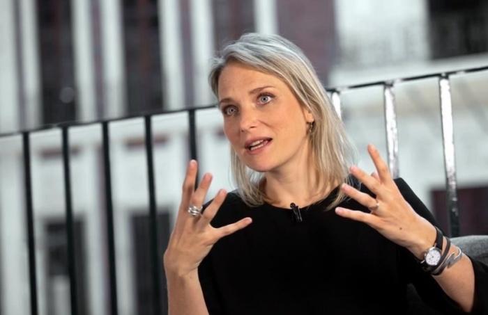 Zara Snapp, confundadora de Instituto RIA. Foto: Cortesía El Norte.