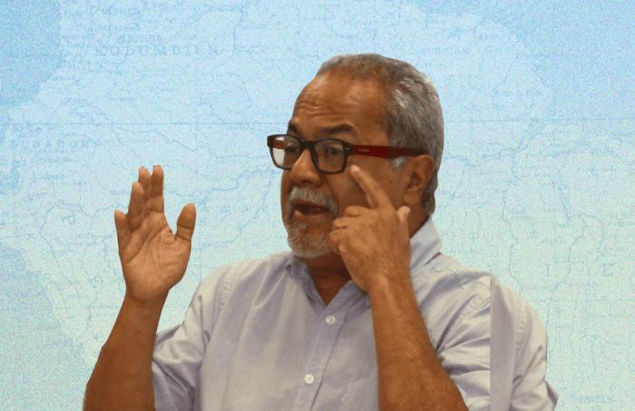 Tulio Hernández, sociólogo y gestor cultural venezolano.