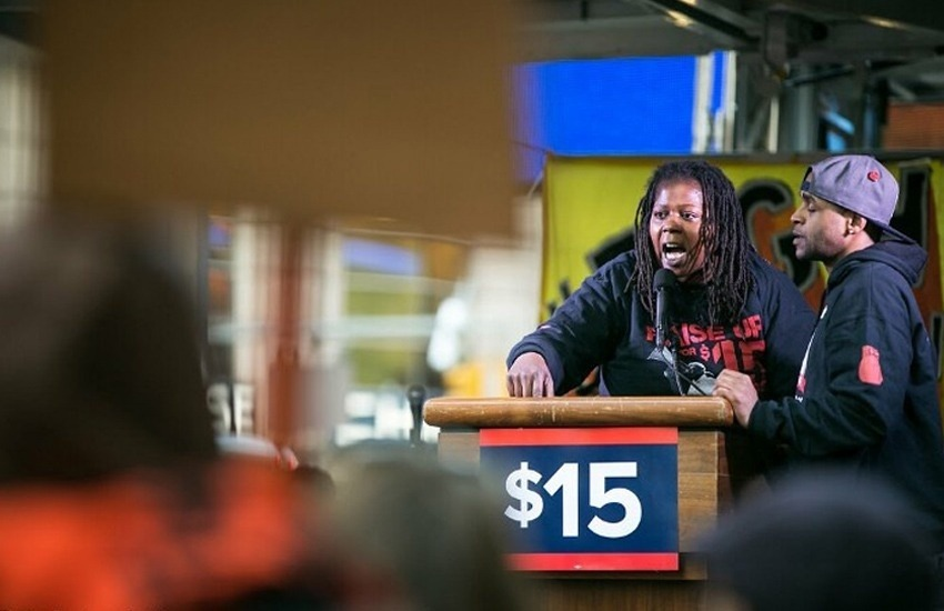 Las comunidades afro en Estados Unidos suelen ser cubiertas, principalmente, por periodistas negros. Foto: Karla Ann Coté