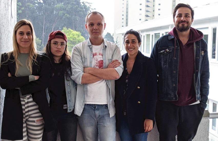 El equipo de Cerosetenta fue premiado en el marco del Premio Gabo 2020.