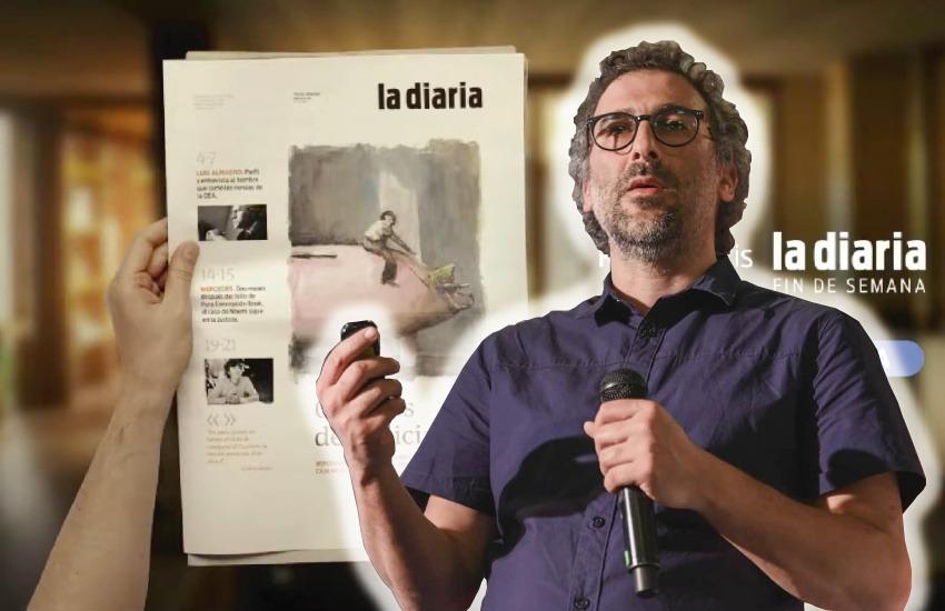 A 15 años de su fundación, la diaria es ya el segundo periódico más importante de Uruguay.