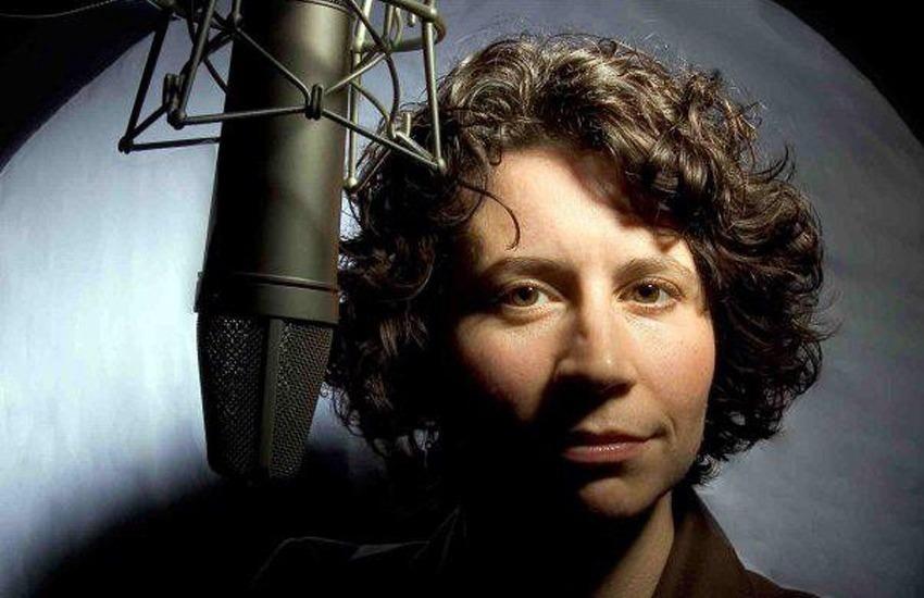 Allison Frost es la productora senior de Oregon Public Broadcasting. Foto: Cortesía