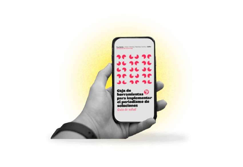 Las cajas de herramientas entregan ideas y ejemplos para entender mejor el periodismo de soluciones, y desde diferentes perspectivas.
