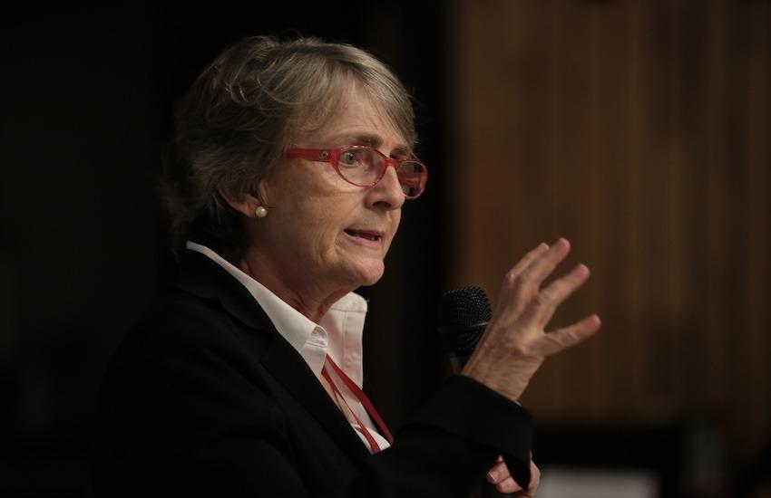 Liza Gross, de la Red de Periodismos de Soluciones, será una de las maestras del taller.