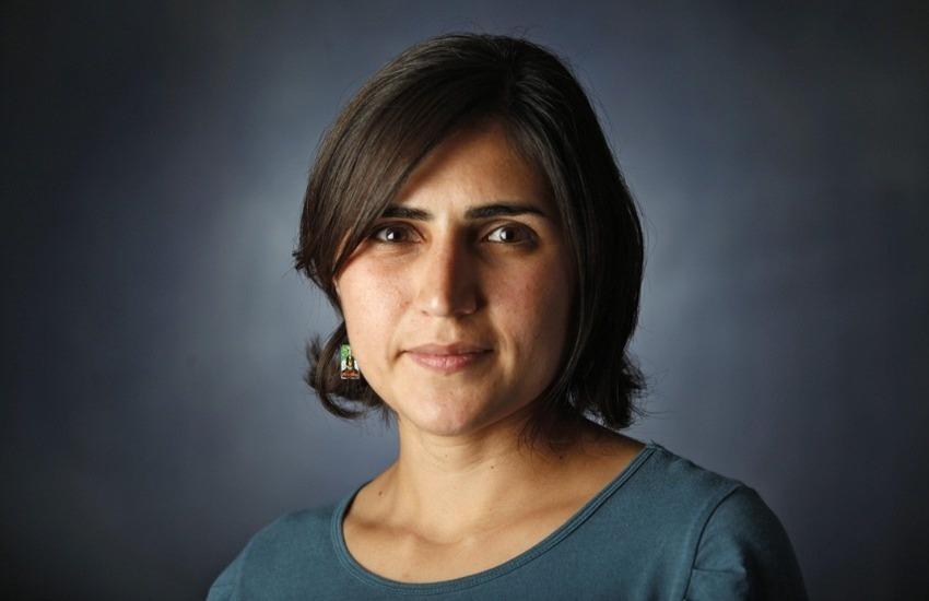 Perla Trevizo, reportera de investigación y mentora de la Fundación Gabo para temas de periodismo de soluciones. Foto: cortesía
