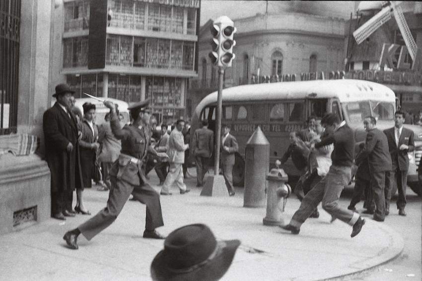 Nereo López. Bogotá, 1951.