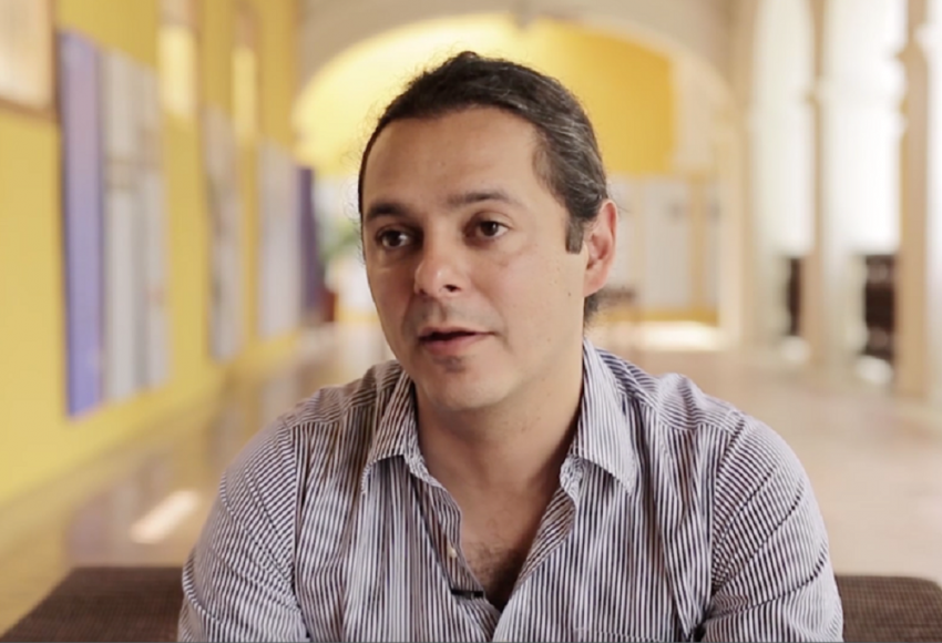 """""""Arriesgarse a crear un medio solamente con dinero ajeno no es tan convincente"""": Martín Rodríguez, fundador de Nómada"""