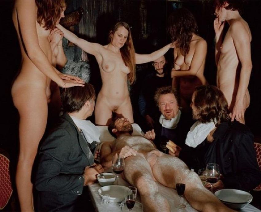 La fotografía que finalmente ocasionó la anulación del premio / Giovanni Troilo