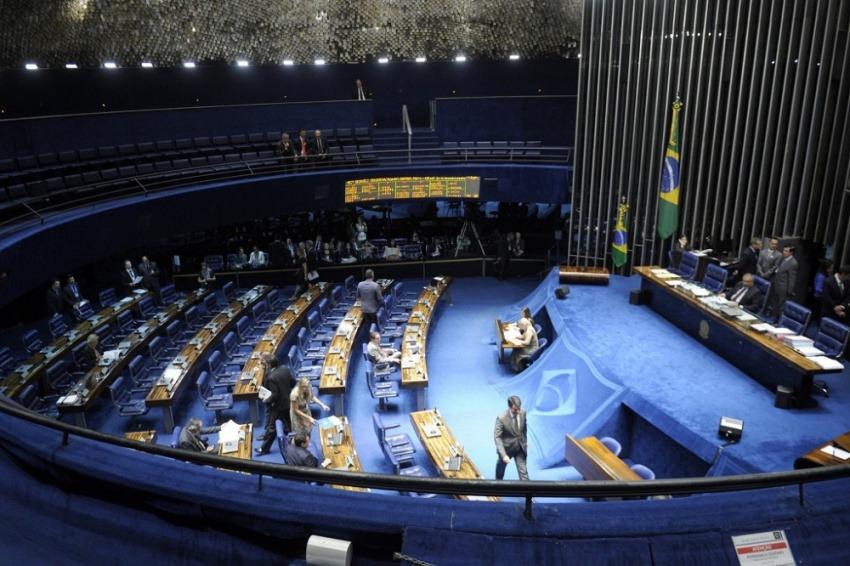 Panorámica del Senado de Brasil / Flickr / Usada bajo licencia Creative Commons