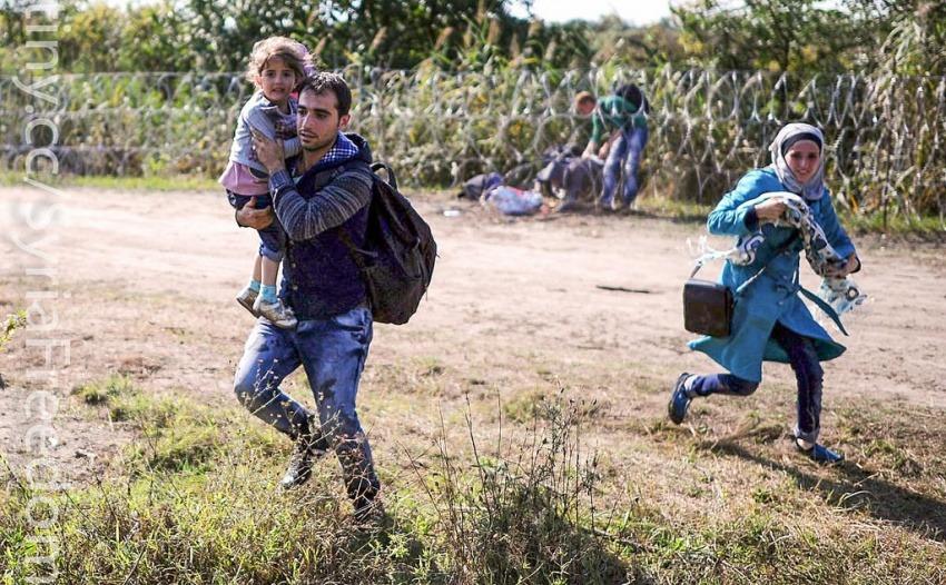 Refugiados sirios / Freedom House en Flickr / Usada bajo licencia Creative Commons