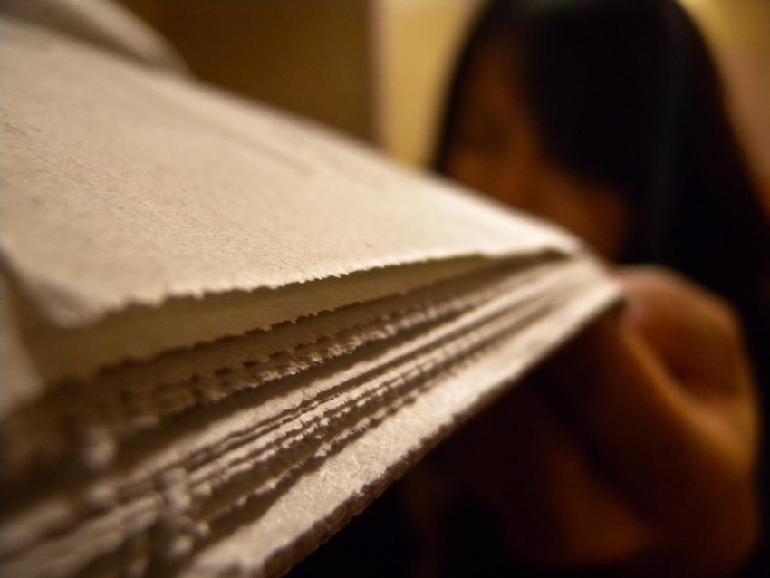 Lectura / Por Ismael Villafranco en Flickr / Usada bajo licencia Creative Commons.
