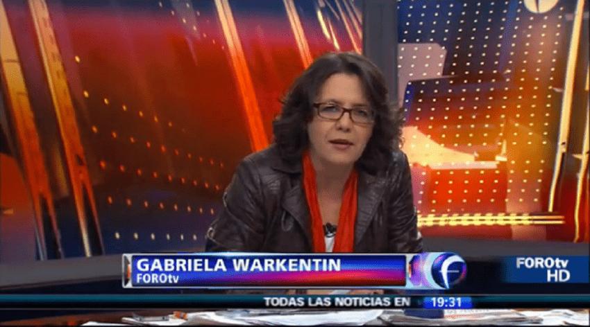 Gabriela Warkentin / Foto: gabrielaw.mx