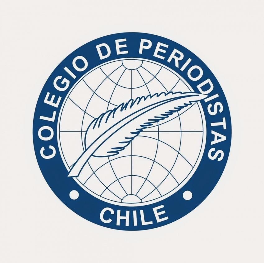 Logo Colegio de Periodistas de Chile
