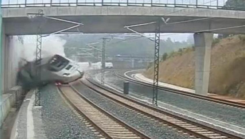 Imagen de la tragedia en Santiago / Foto: Vanguardia.com