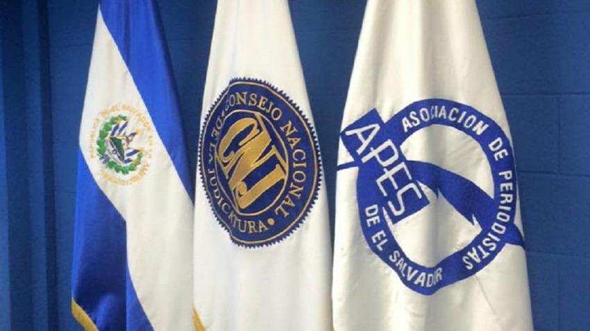 Fotografía: Asociación de la Prensa de El Salvador en Facebook