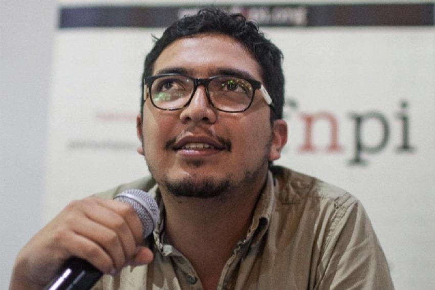 Pedro Vaca, director ejecutivo de la FLIP