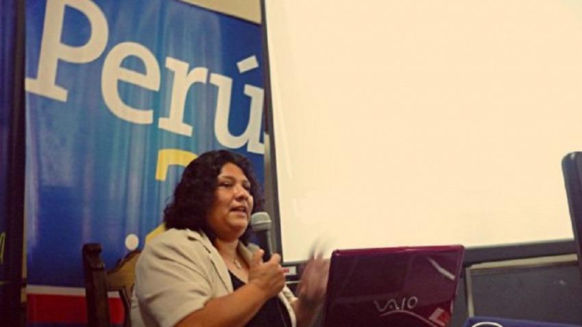 Esther Vargas | Fotografía: Charles Rodríguez en Facebook