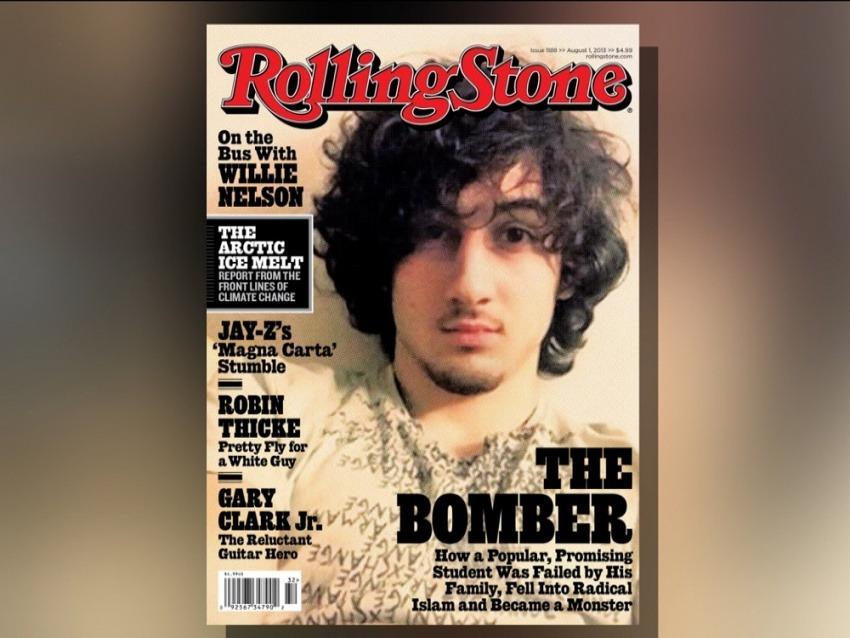 La portada en Rolling Stone en agosto