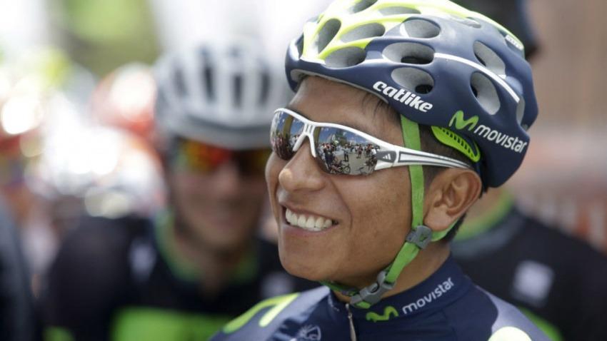 Fotografía: Nairo Quintana en el Tour de San Luis 2015 | Nuestrociclismo.com en Flickr | Usada bajo licencia Creative Commons