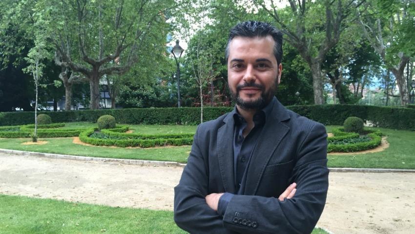 Óscar Herrero Conde, autor de 'La Ventana Interior, inteligencia emocional aplicada al periodismo'