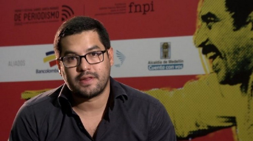 Oscar Martínez, Festival Gabo 2016
