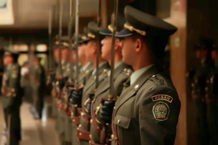 Fotografía: Policía Nacional en Flickr / Usada bajo liencia Creative Commons