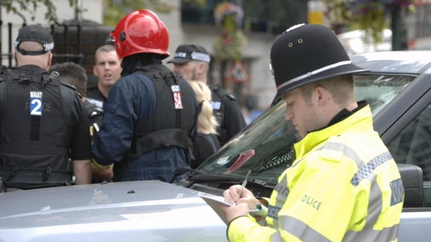 Fotografía: West Midlands Police en Flickr / Usada bajo licencia Creative Commons