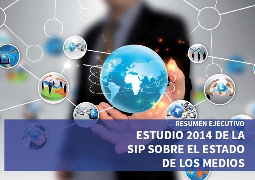 Estudio Sobre el Estado de los Medios 2014