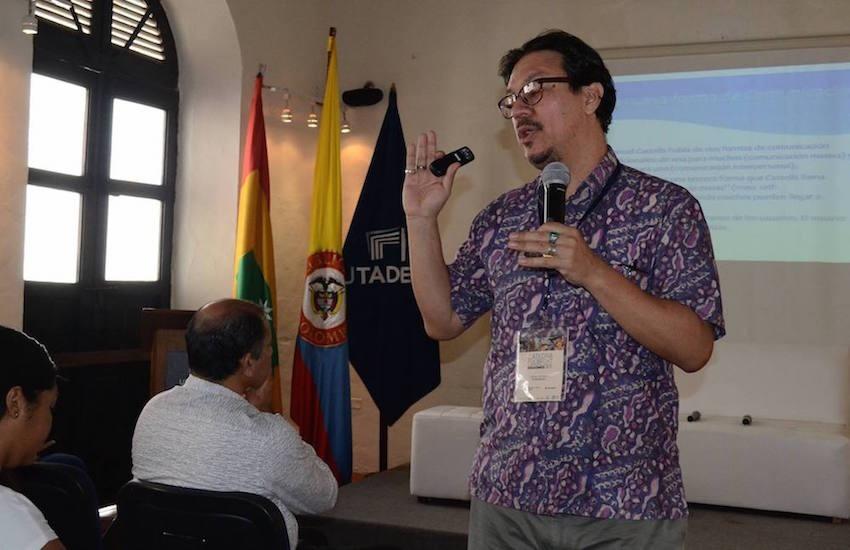 Ricardo Corredor, director ejecutivo de la FNPI.